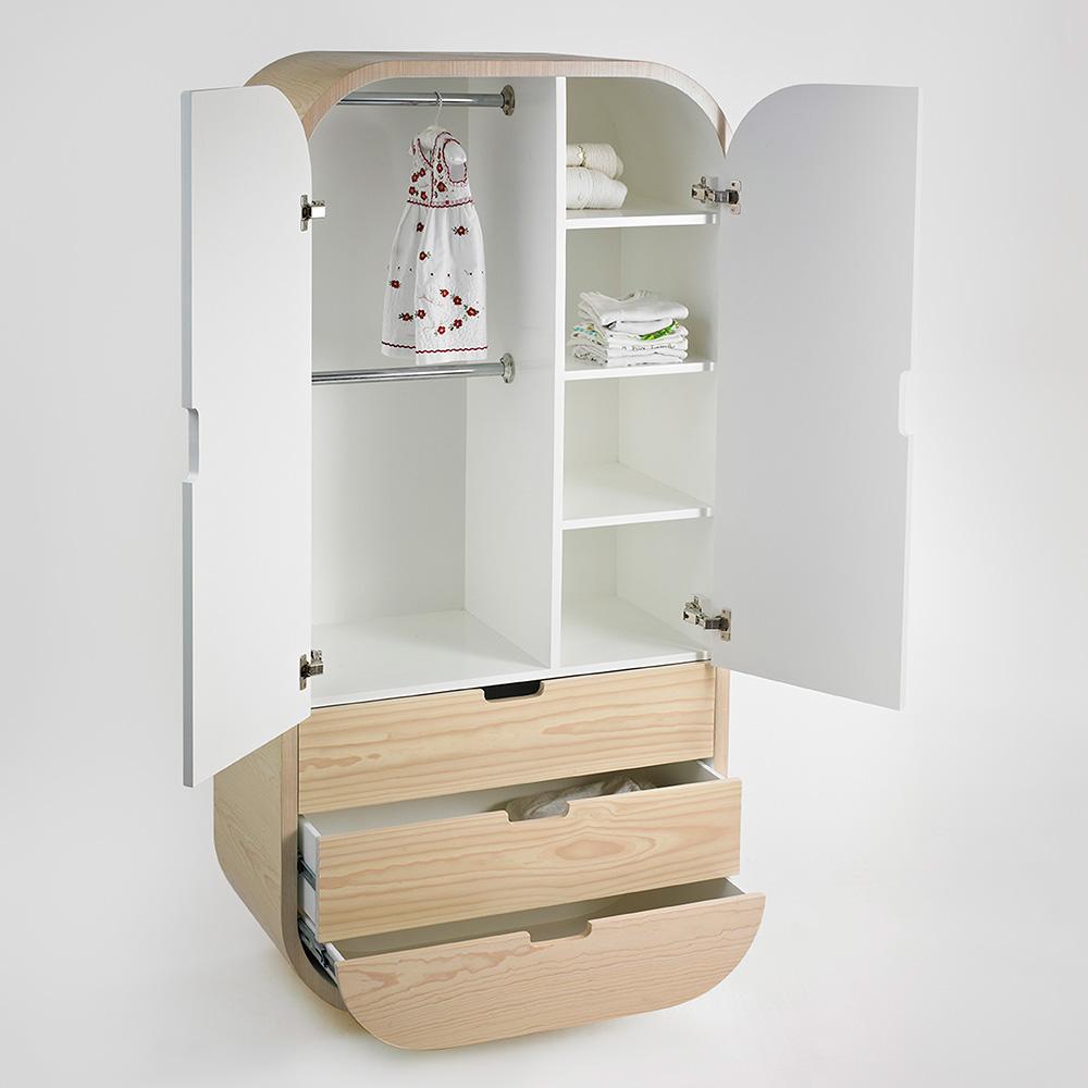 Amaya Closet Nido Muebles # Muebles Harmony