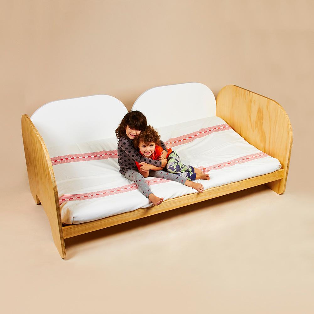 Cama nido nido muebles for Cama nido de tres camas