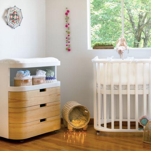 (ES) ¿Cómo elegir los muebles para el cuarto del bebé?
